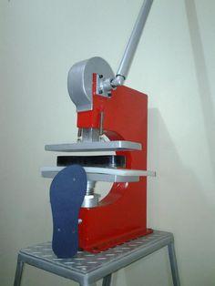 SANDALMAQ - Máquina de Fazer Chinelos - Tudo para produção de chinelos - Monte sua Fábrica de Chinelos - Máquina de fazer chinelos