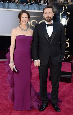 Jennifer and Ben  - 85th Annual Academy Awards - Arrivals