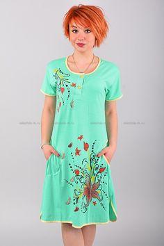 Домашнее платье В0053 Цена: 350 руб Домашнее платье выполнено из комфортного материала. Модель комфортного кроя, украшена контрастным принтом. Изделие имеет два фронтальных кармана. Состав: 65 % хлопок, 35 % полиэстер. Размеры:XL,2XL,3X  http://odezhda-m.ru/products/domashnee-plate-v0053  #одежда #женщинам #домашняяодежда #одеждамаркет