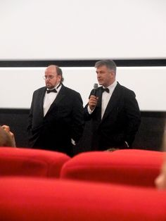 Seduced and Abandoned - James Toback (Tyson, MIFF 2009) and Alec Baldwin introduce the film they made about movie dealing at Cannes (that they shot last year in Cannes) to Cannes 2013