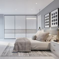 Made To Measure Wardrobes, Fitted Wardrobes, Fitted Bedroom Furniture, Fitted Bedrooms, Clean Bedroom, Alpine White, Irish Traditions, Wardrobe Design, Sliding Doors