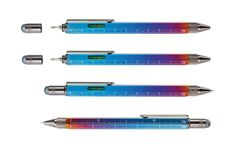 Troika Construction Spectrum - Multitasking Ballpoint Pen, Multicoloured #Troika #Construction_spectrum #Multitasking #Ballpoint #Pen #Multicoloured #Gifts #Mens_gifts #Stationery #Screwdriver #Star #Flathead #Level #Ruler Gift For Architect, Phillips Screwdriver, Flat Head, Color Lines, Ballpoint Pen, Tool Box, Spectrum, Construction