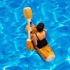 New Cute Summer Outdoor Beach Pool Inflatable Double Beat Swim Log Stick Set Wholesale And Drop Shipping Family Pool, Countries Around The World, Pool Water, Beach Pool, Electronics Gadgets, Tech Gadgets, Natural Disasters, Three Dimensional, Pools