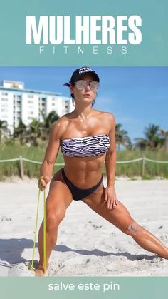 Full Body Gym Workout, Gym Workout Videos, Fitness Workout For Women, Butt Workout, Gym Workouts, Bikini Diet, Bikini Workout, Fitness Motivation Pictures, Bikini Motivation