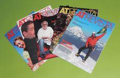 Revista de circulação semanal encartada em jornal