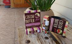Cocoa Butter, nuevos bálsamos labiales - Dice la Clau