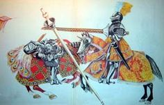 Mi MICSODA // Kik voltak a középkor rettenthetetlen harcosai?