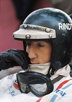 "Jochen Rindt - one of ""the best"" back when there were so many of ""the best""."