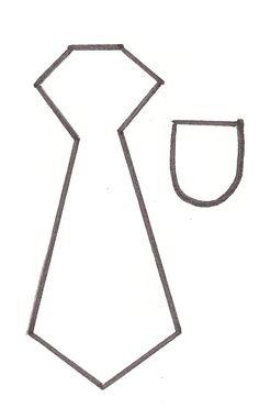 como fazer cartao papel gravata dia dos pais (7)