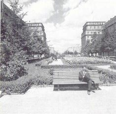 Plac centralny.