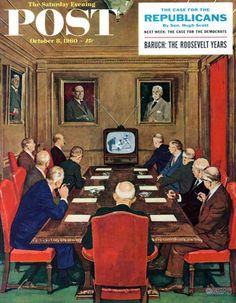 <p><em>Baseball in the Boardroom</em><br />Lonie Bee<br />October 8, 1960</p>