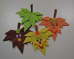 Podzimní tvoření | Tvoření z papíru
