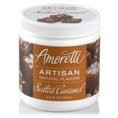Amoretti Natural Artisan Flavor Salted Caramel, 6.01 Fluid Ounce ** Awesome deals : baking desserts recipes