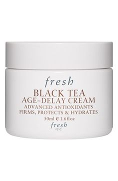 Fresh® 'Black Tea' Age-Delay Cream available at #Nordstrom