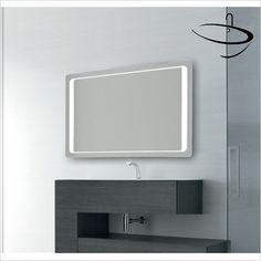 Bathroom Origins Mirrors - Bathroom Origins Glow Mirror 95 - 95x70cm Bathroom Supplies, Mirror Cabinets, Mirrors Uk, Bathroom Mirrors Uk, Bathroom Store, Cabinets Online, Bathroom Mirror, Mirror, Bathroom