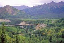 Glass Top Train, Fairbanks, Alaska......We are taking this train next summer!!