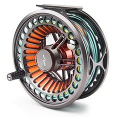 The new VOSSO fly reel : Guideline