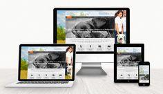 Webdesign - Hunde Gurus WebdesignLand