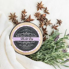 Get cozy with this wanton fusion of lavender and vanilla. Cocoa butter, shea, aloe vera, and botanical extracts hydrate, soothe, nourish, and soften skin. Rub on liberally for your daily binge of decadence! This is a retired item and does not qualify for Buy 5 Get the 6th FREE. Fragrance: Lavender essential oil and vanilla extract