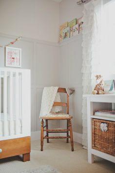 Ella Grace's Sweet Little Space - White is !