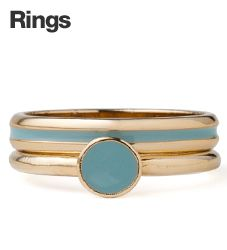 Rings selected by #AmericanApparel #jewelry #rings