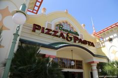 Boardwalk Pizza and Pasta - eat the 5 Cheese ravioli with pesto