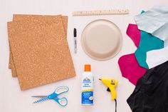 Decorate Your Desk with a DIY Mouse Pad via Brit + Co.