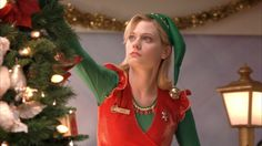 Zooey Deschanel ~ The movie Elf! Zooey Deschanel Elf, Zoeey Deschanel, Emily Deschanel, Holiday Movie, Christmas Movies, Christmas Themes, Merry Christmas, Christmas Star, Christmas Crafts