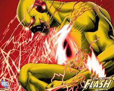 The Reverse Flash Rebirth