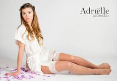 Guilt-free luxury lingerie. #EcoFriendly and #Fairtrade! Adrielle intimates #EcoFabrics #Lingerie Designer Jess buys her fabrics at: www.offsetwarehouse.com