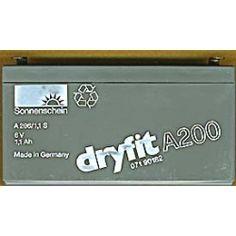 #akumulator #żelowy #SONNENSCHEIN #DRYFIT #a506#1,2ah #akumulatory #żelowe