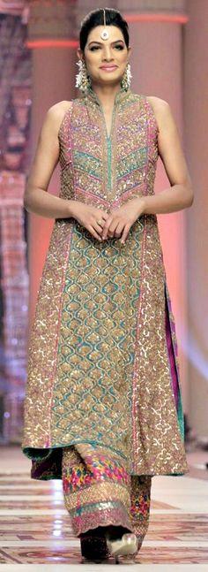 Umer Sayeed Fashion Pakistan