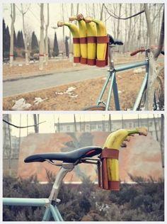 Padłeś? Powstań ;) | Holding gadget fort bicycle holding #bicycle #gagdet