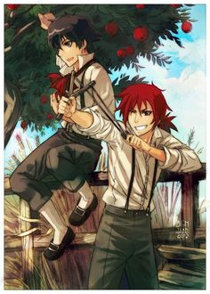 Nea Walker and Marian Cross (DGM)