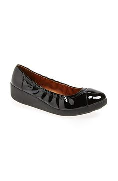 8ec15c49276 FitFlop FF2  F-Pop  Patent Ballerina Flat (Women) available at