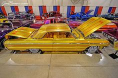 "Albert G from Lifestyle was showing ""Love Me Two Times"", his 64 Impala."