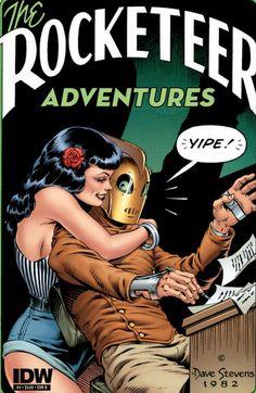 The Rocketeer Adventures | Dave Stevens