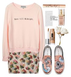108 by erohina-d on Polyvore featuring polyvore, Wildfox, Valentino, Joshua's, Clinique, Elizabeth Arden, Charlotte Tilbury, fashion, style and clothing