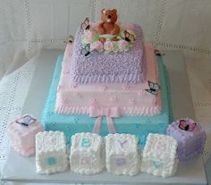Baby Shower Cake Ideas: For a Great Centerpieces and Dessert | Baby Showers
