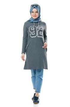 """Gippe Collection Tunik-Gri KP8003-04 Sitemize """"Gippe Collection Tunik-Gri KP8003-04"""" tesettür elbise eklenmiştir. https://www.yenitesetturmodelleri.com/yeni-tesettur-modelleri-gippe-collection-tunik-gri-kp8003-04/"""
