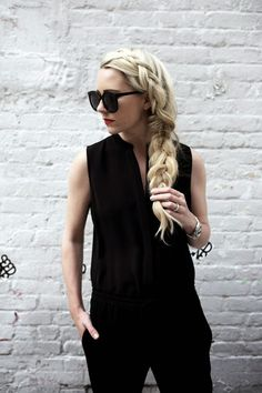15 Cute Hairstyles That Are Fashion-Blogger-Approved | StyleCaster