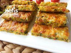 Parmak Yedirten Karışık Mücver(fırında) No Gluten Diet, Vegetarian Appetizers, Cookery Books, Finger, No Dairy Recipes, Turkish Recipes, Vegetable Recipes, Food And Drink, Nutrition