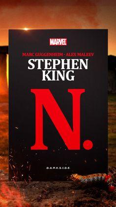 Em uma espiral de ação psicológica que desafia a própria razão, o roteiro de Marc Guggenheim (que já escreveu X-Men, filmes, games e séries de tv) adapta a atmosfera sombria do conto de King, enquanto a arte de Alex Maleev (Demolidor e Mulher-Aranha) incorpora as misteriosas palavras do rei do terror. Considerado um dos melhores contos de Stephen King, a sua adaptação para os quadrinhos impressiona pela mesma capacidade de criar pesadelos em seus leitores.