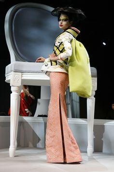 john+galliano+haute+couture+spring+2007 | Christian Dior Haute Couture Spring/Summer 2007
