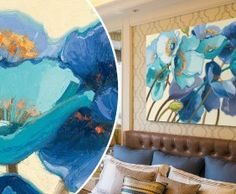 10 Vibrant Pieces of Poppy Art to Pep up Your Space