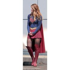 Instagram photo by Jared • Dec 18, 2015 at 1:37pm UTC ❤ liked on Polyvore featuring supergirl