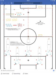 Football Coaching Drills, Soccer Training Drills, Hockey Drills, Football Workouts, Soccer Skills, Soccer Games, Football Soccer, Barcelona Training, Preparation Physique