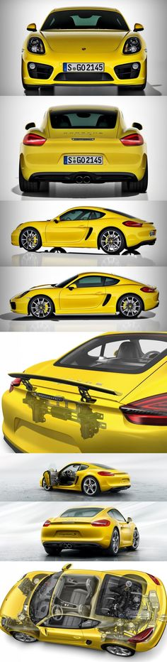 2014 Porsche Cayman / Cayman S – Colors, Specs and 88 Photos