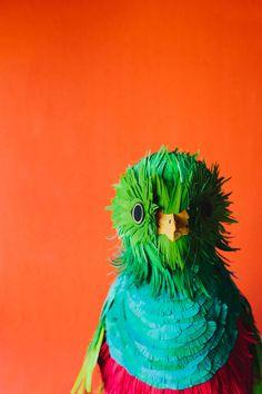 Realistic Bird Paper Sculptures by Diana Beltran Herrera | http://www.yatzer.com/bird-paper-sculptures-diana-beltran-herrera