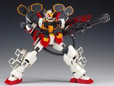 MG Gundam Heavyarms